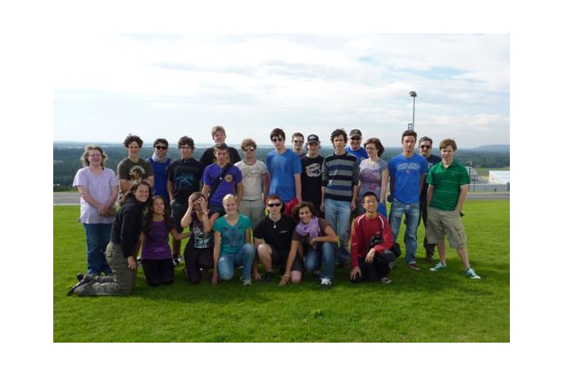 Lions MacCarthy International Youth Camp in Alaska